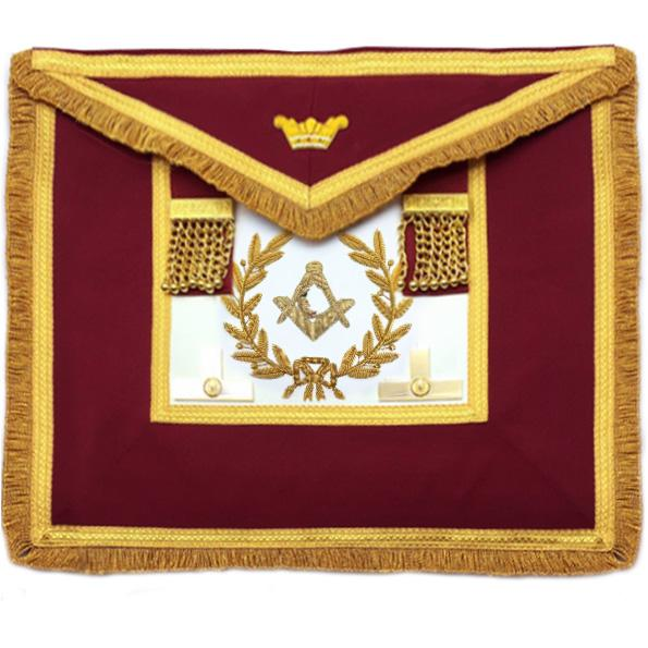 Order of Athelstan Grand Lodge Apron