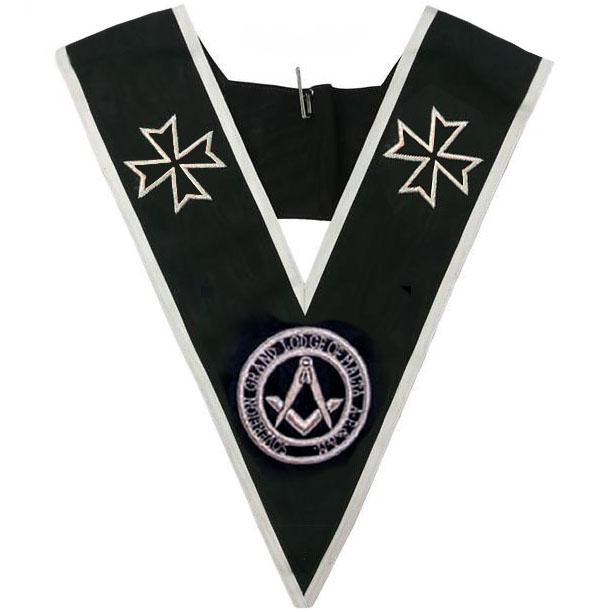 The Sovereign Grand Lodge Of Malta - Officer - SGLOM Collar