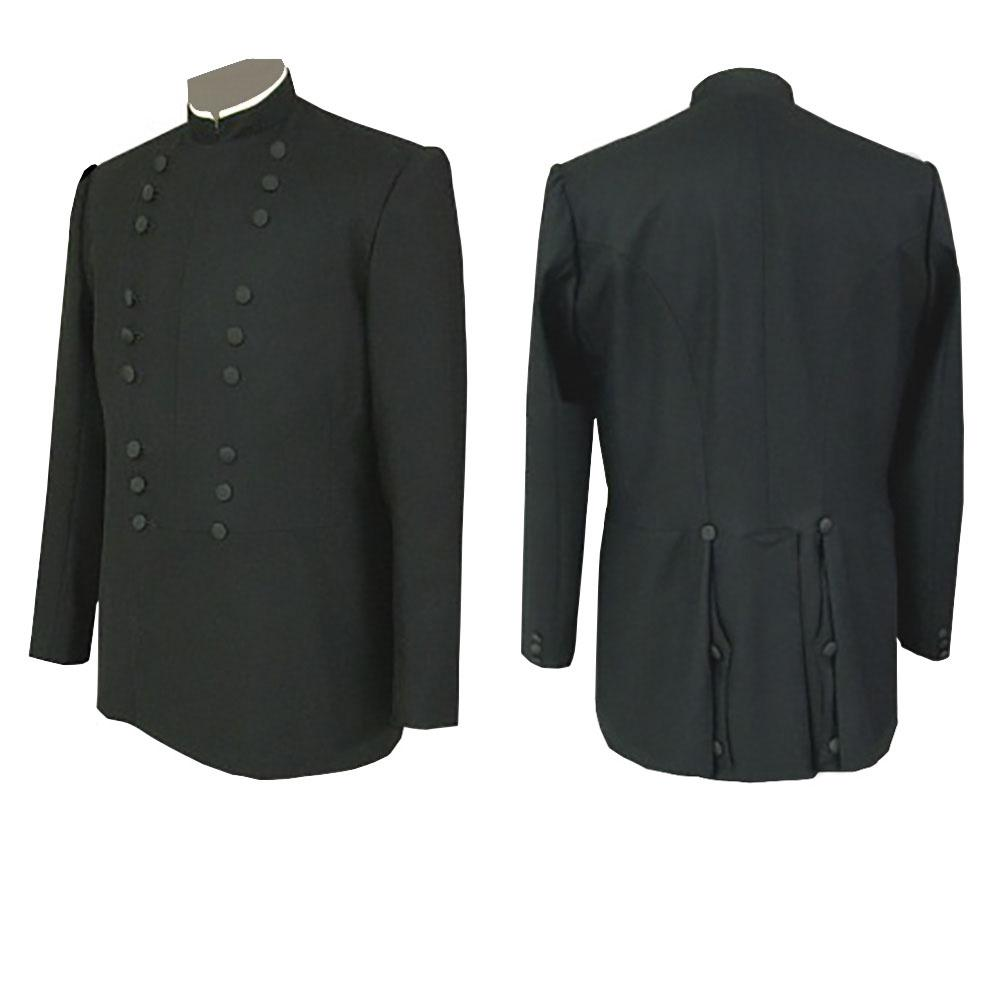 Knights Templar Masonic Commander and Grand Commander Frock Coat - Regular - Bricks Masons