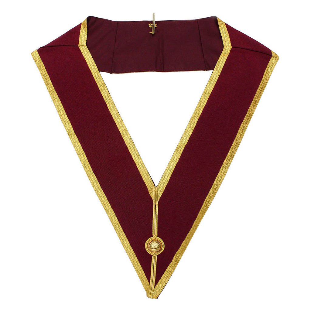Royal & Select Masters Grand Officer Collar - Bricks Masons