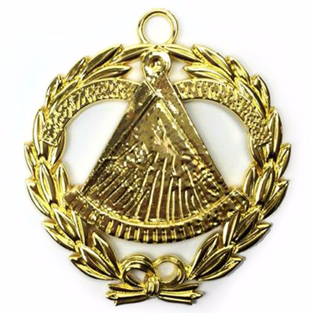 Masonic Collar Jewel - Bricks Masons