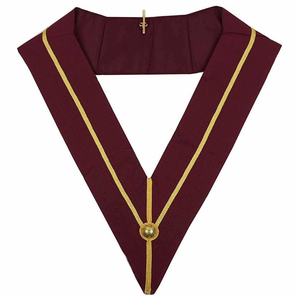 Masonic Regalia Royal Arch Past Principals Collar - Bricks Masons