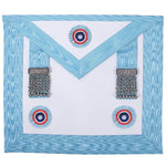 Master Mason Emulation Rite Apron - Bricks Masons