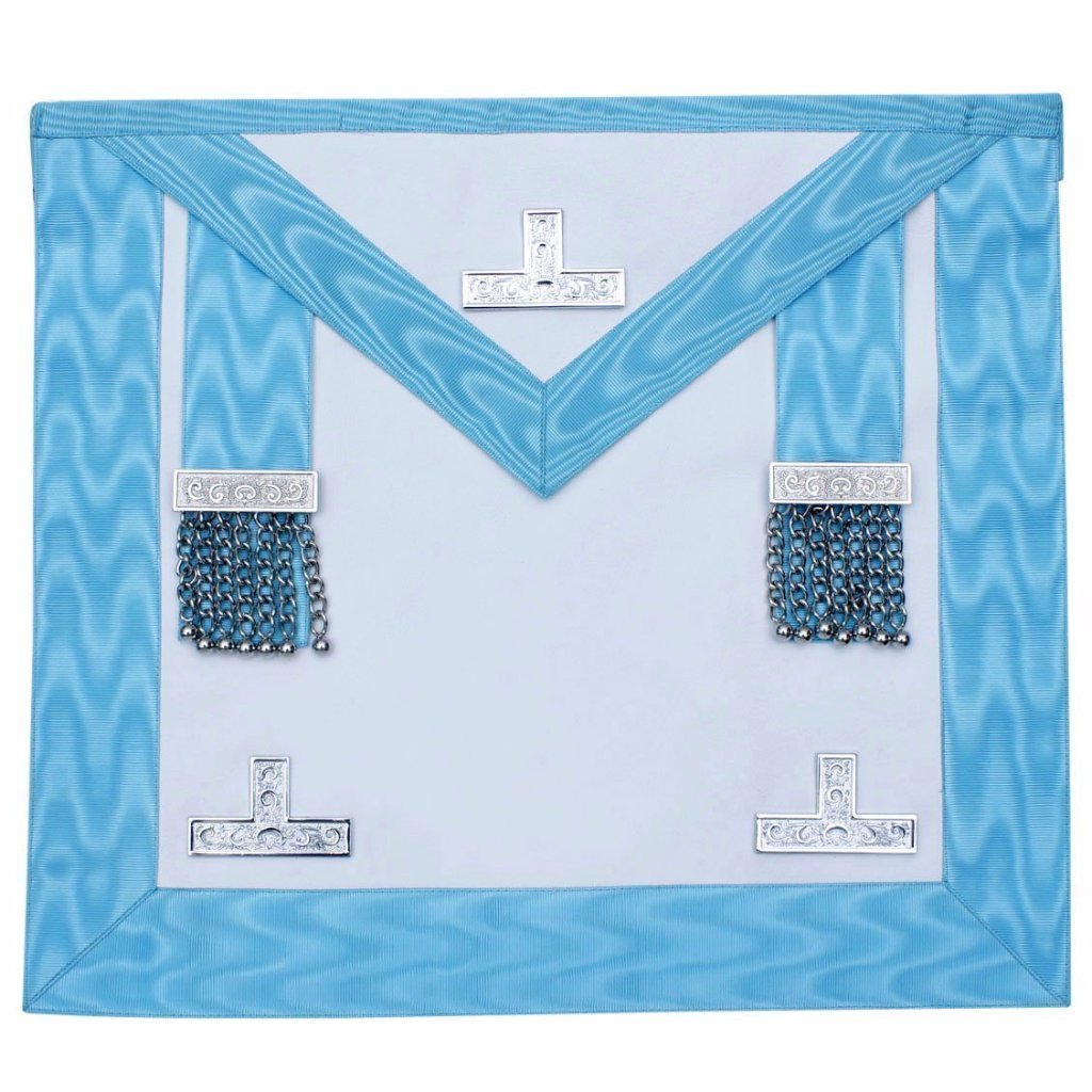 Worshipful Master Apron - Bricks Masons