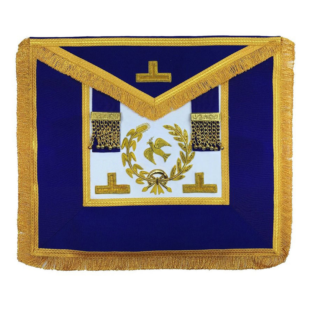 Craft Grand Officers Full Dress Apron - Bricks Masons