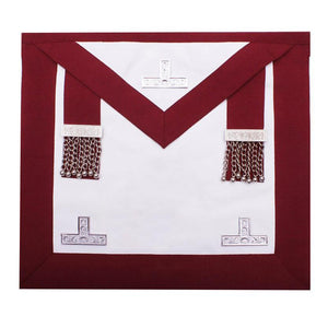 Provincial Stewards Apron (Levels) - Bricks Masons
