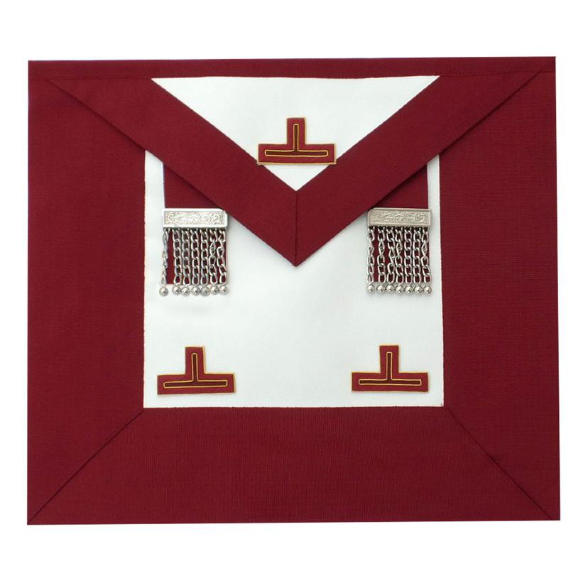 Craft Grand Steward Apron - Bricks Masons