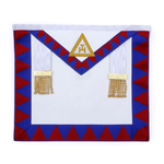 Royal Arch Regalia Companions Apron - Bricks Masons