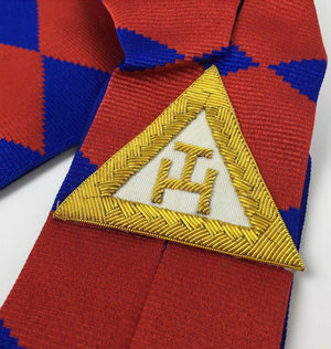 Companions Sash - Bricks Masons