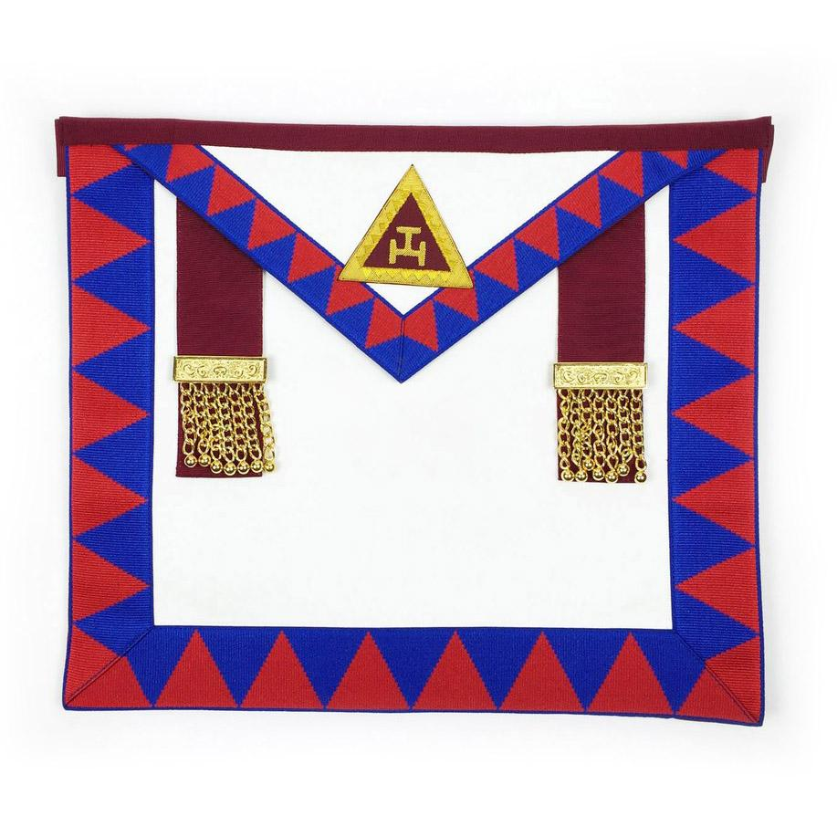 Royal Arch Principals Apron - Bricks Masons