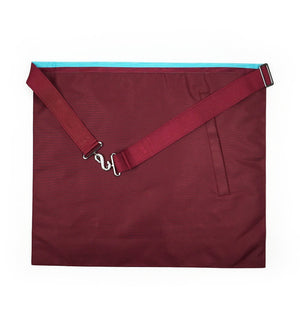 Mark Regalia MM Apron - Bricks Masons