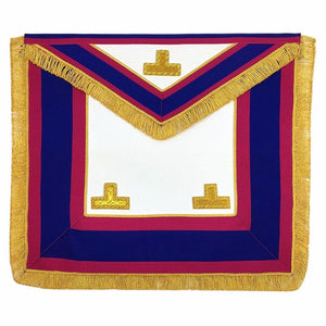 Mark Provincial Full Dress Apron - Bricks Masons