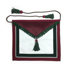 Masonic Royal Order of Scotland Member Apron - Bricks Masons