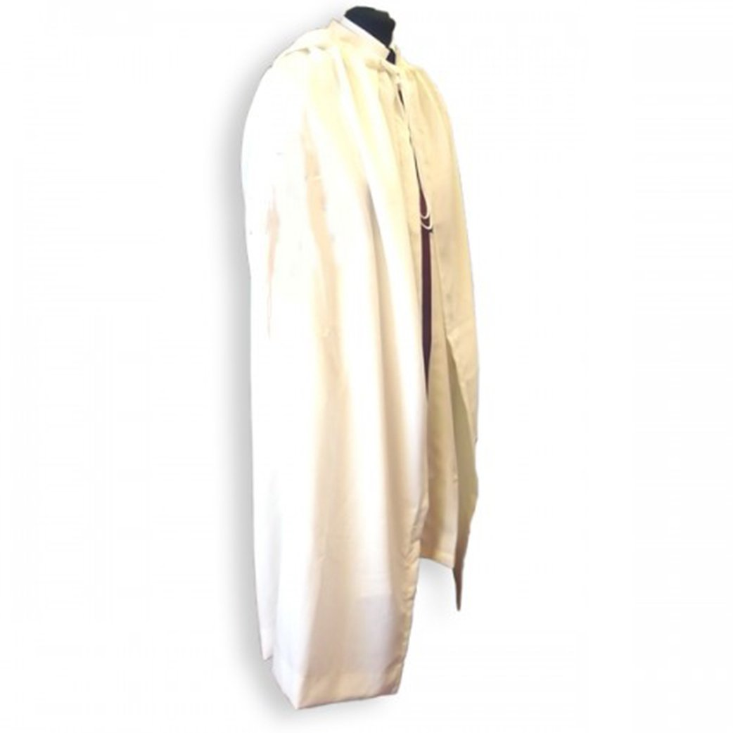 Knights Templar Priests Mantle Cloak - Bricks Masons