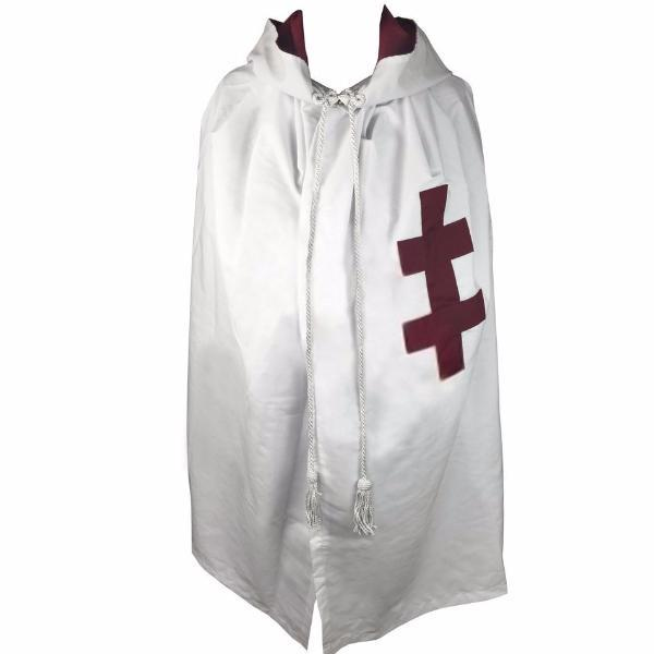 Masonic Knight Templar Mantle Cloak - Bricks Masons