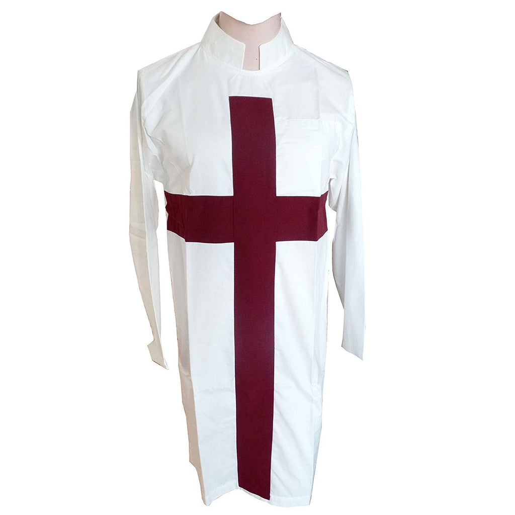 Knights Templar Priests Tunic - Bricks Masons