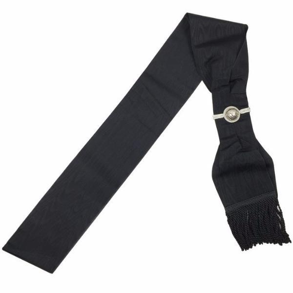Masonic Knight Templar KT Black Sash High Quality - Bricks Masons