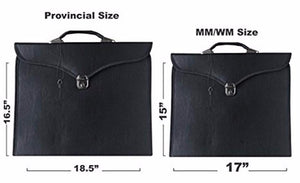 Masonic Regalia MM/WM Case/Bag [Multiple Colors] - Bricks Masons