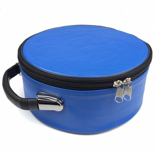 Masonic Hat/Cap Case Blue - Bricks Masons