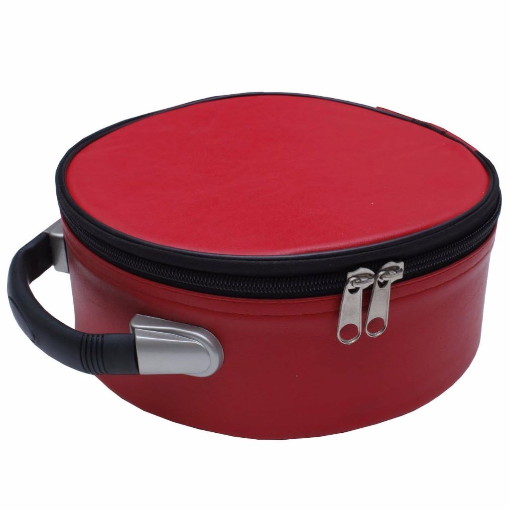 Masonic Hat/Cap Case Red - Bricks Masons