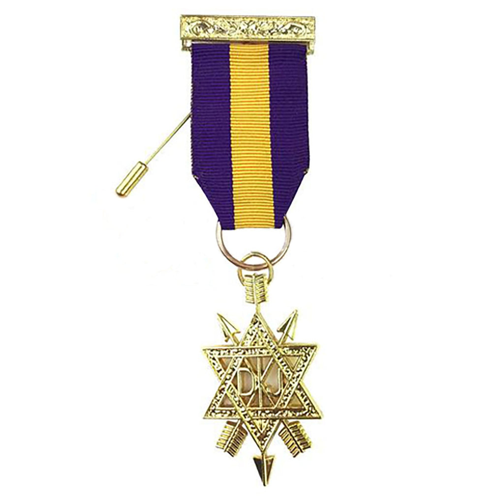 Order of the Secret Monitor 1st Degree Breast Jewel OSM
