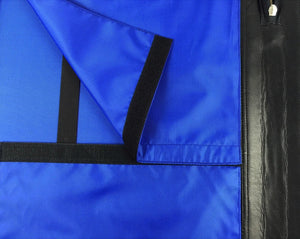 Masonic MM/WM and Provincial Full Dress Apron Past Master Cases - Bricks Masons