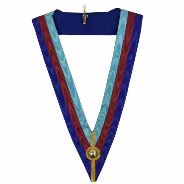 Royal Arch Provincial Collar - Bricks Masons