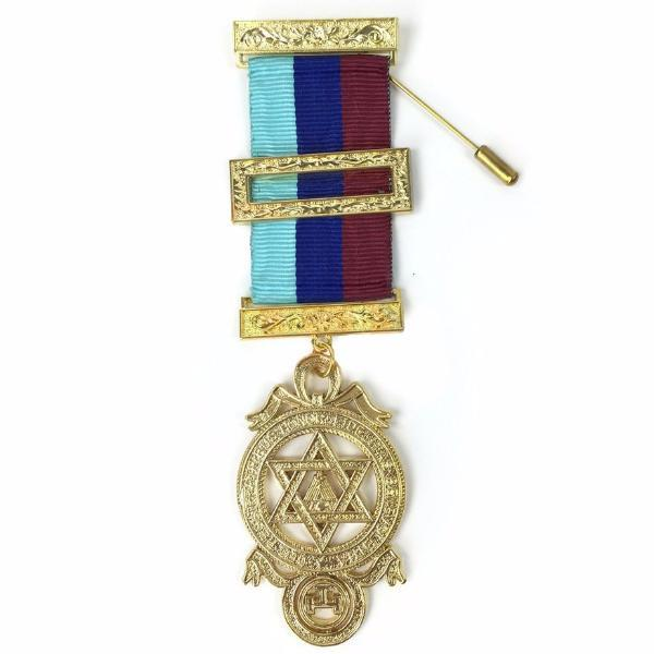 Masonic Royal Arch Provincial Breast Jewel - Bricks Masons