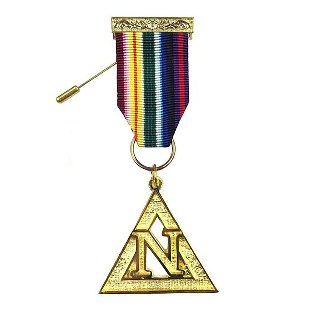 Royal Ark Mariner Grand Masters Breast Jewel - Bricks Masons