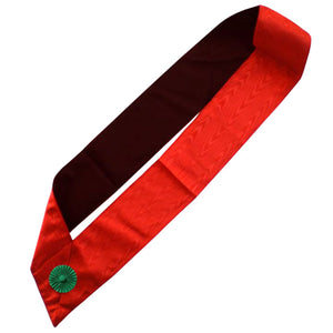 Masonic AASR 8th Degree Sash - Bricks Masons