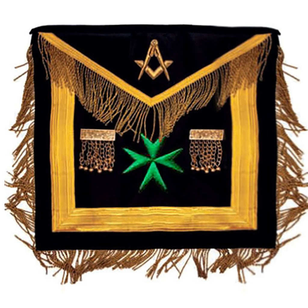The Sovereign Grand Lodge Of Malta - Very Worshipful - SGLOM Apron - Bricks Masons