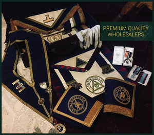 Masonic Regalia - Bricks Masons