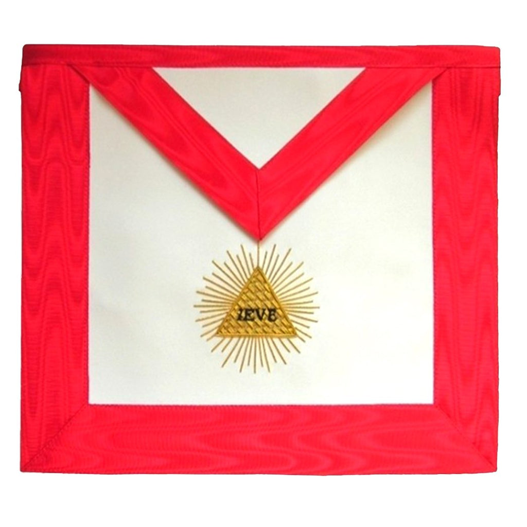Masonic Scottish Rite apron – AASR – 13th degree