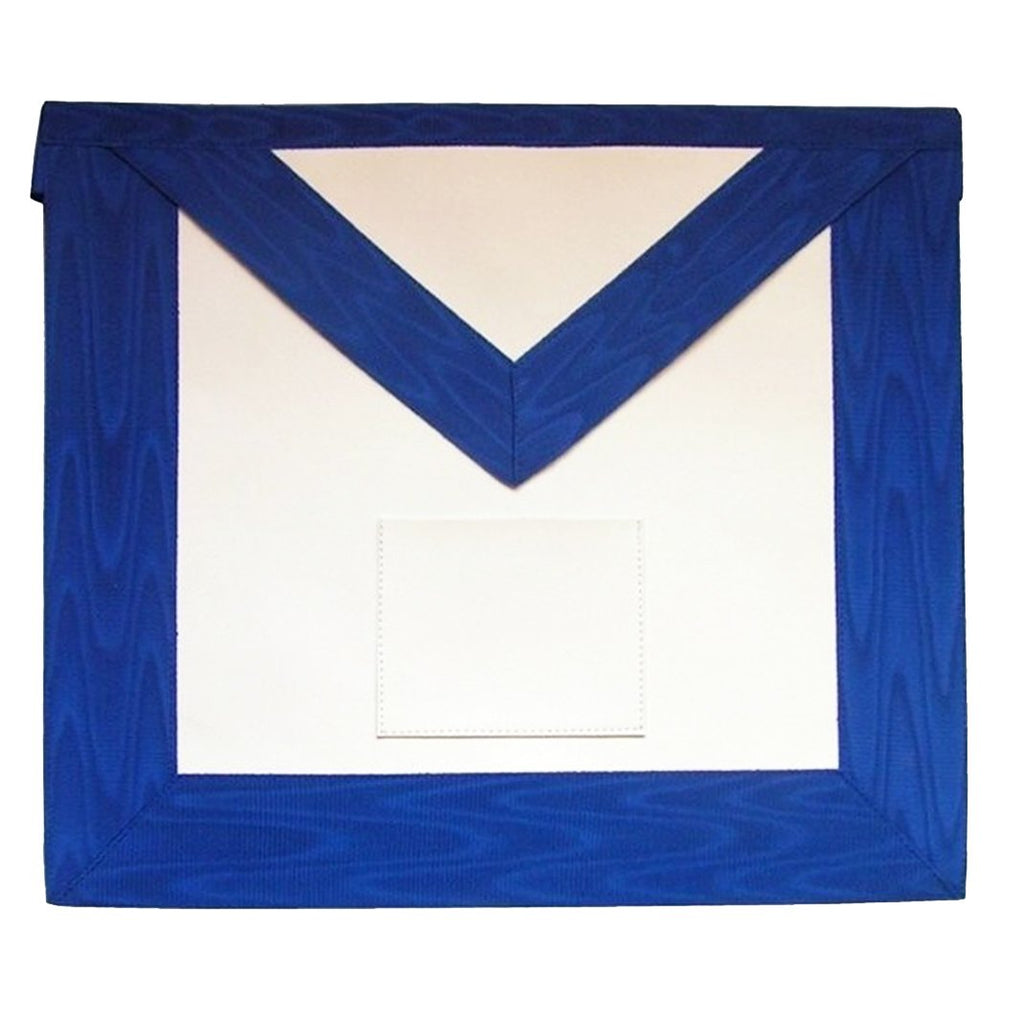 Masonic Scottish Rite apron - AASR - 12th degree with front pocket - Bricks Masons
