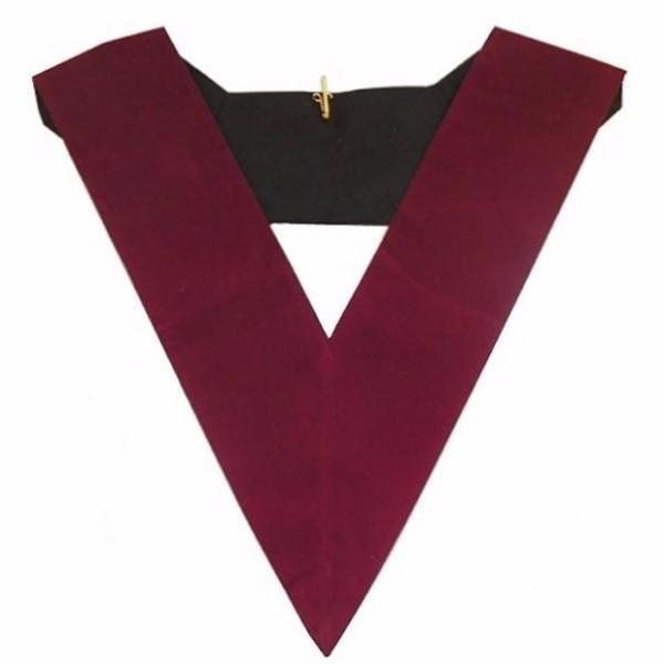 Masonic Officer's collar – AASR – 13th degree