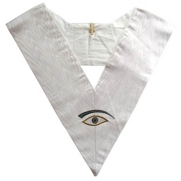 Masonic Memphis Misraim Collar - 28 Degree - Bricks Masons