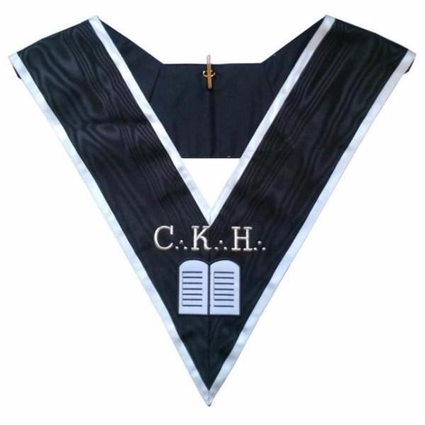 Masonic Officer's collar - ASSR - 30th degree - CKH - Grand Orator