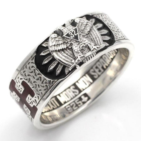 Sterling Silver Masonic Rings