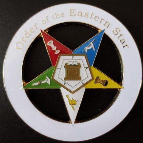 OES Emblems & Sticker Decals