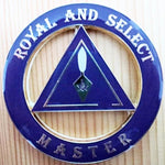 ROYAL AND SELECT MASTER Car Emblem - Bricks Masons