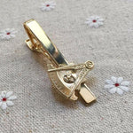 Past Master Masonic Tie Clip - Bricks Masons