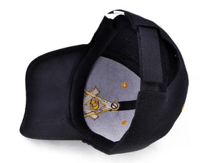 Embroidery Masonic Baseball Cap - Bricks Masons
