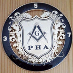 357 PHA Car Emblem - Bricks Masons