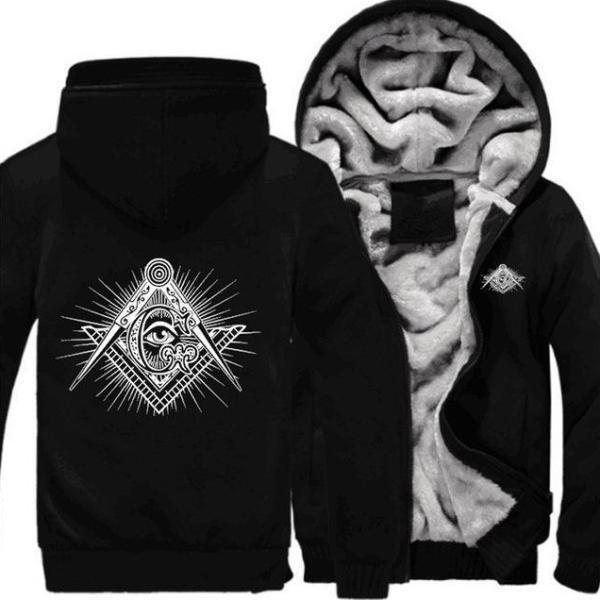 Compass Square G Masonic Hoodies [Multiple Colors]