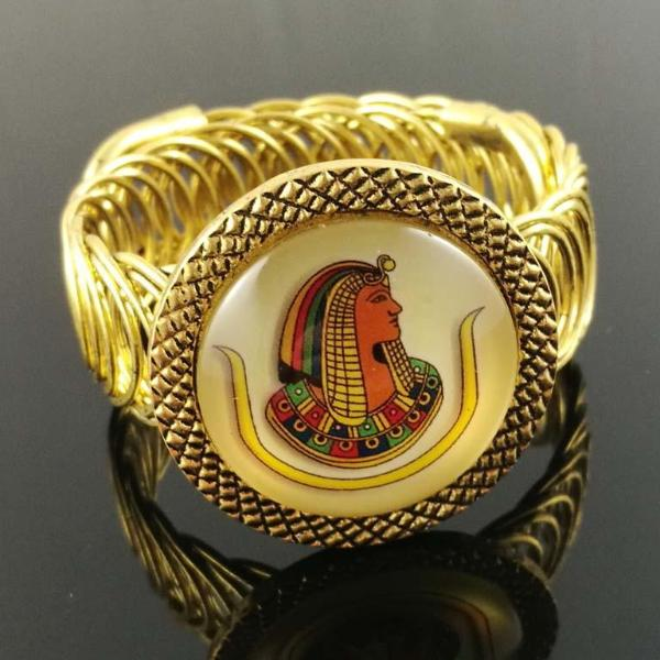 Daughters of Isis DOI Bangle Bracelet - Bricks Masons