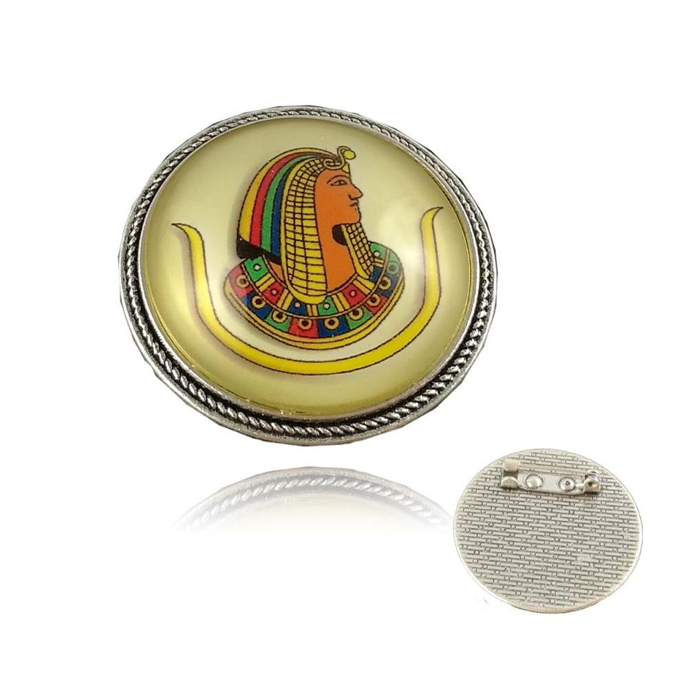 DOI Daughters of Isis Brooch Lapel Pin - Bricks Masons
