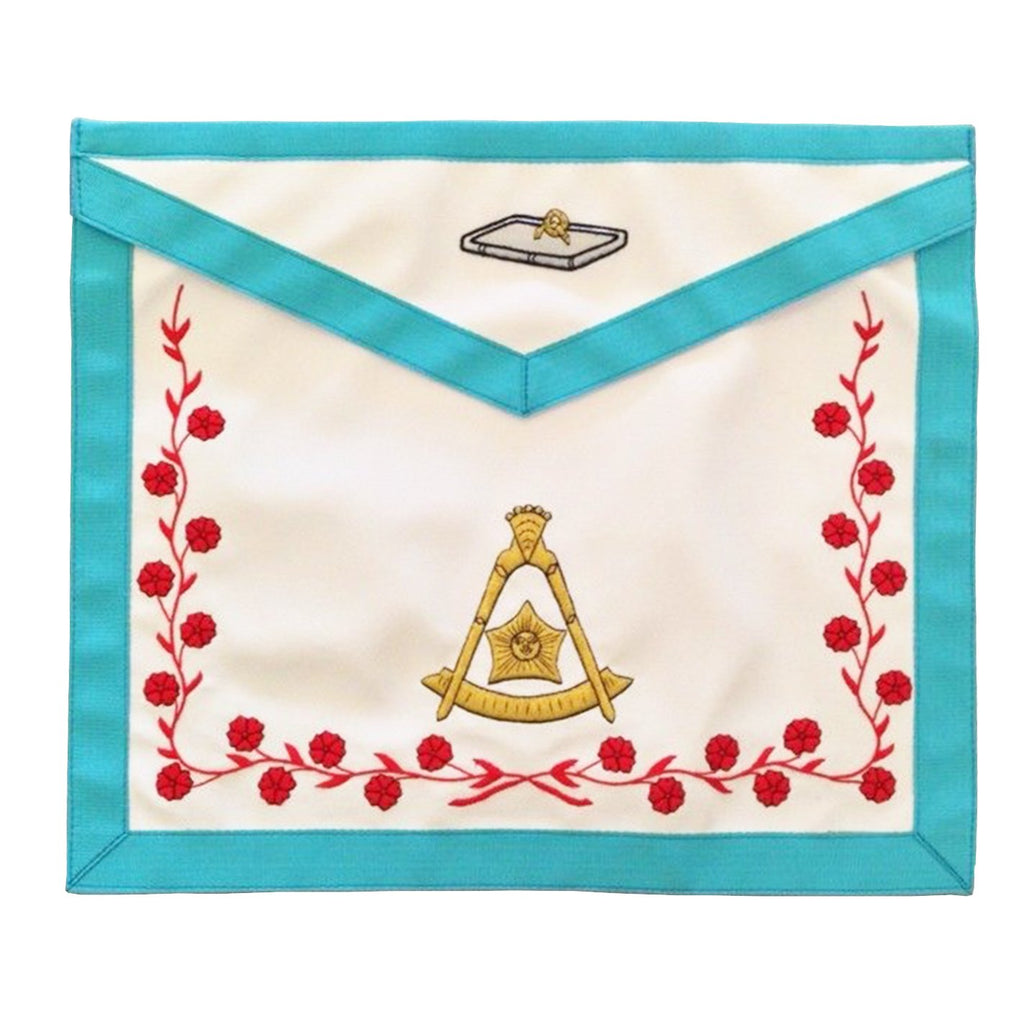 Masonic Scottish Rite 14th Degree Scottish Rite Apron - Bricks Masons