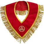 Masonic Royal Arch Mason Member Collar Hand Embroidered