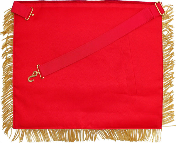 Hand Embroidered Masonic Royal Arch PHP Apron
