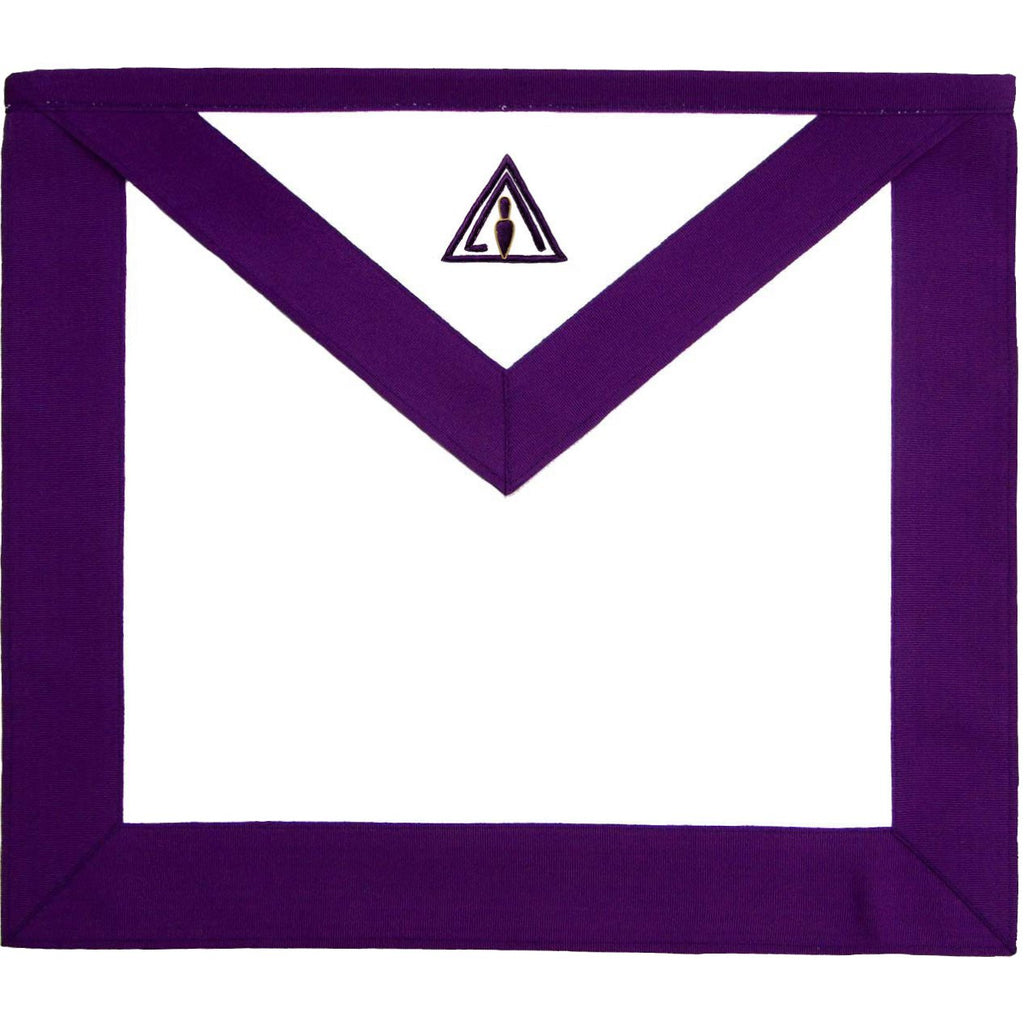 Masonic Council RSM Royal & Select Master Member Apron - Bricks Masons